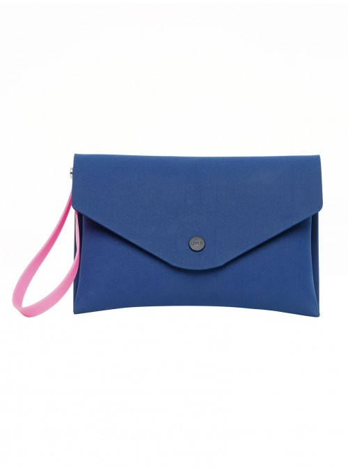 lommer eva pocket blue pink still front