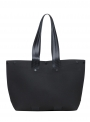 lommer eva two black tote still front