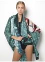 marina vernicos silk scarf pool for two front