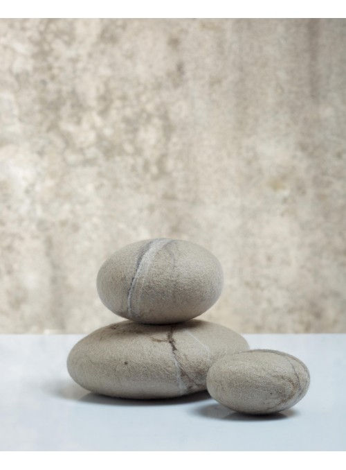 benu arts grey felt pebbles ΡJPEG716-ΡJPEG816-ΡJPEG916 still
