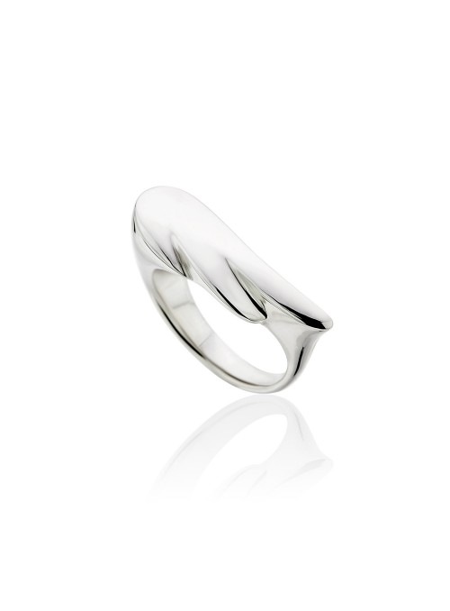 Ermes wing ring small