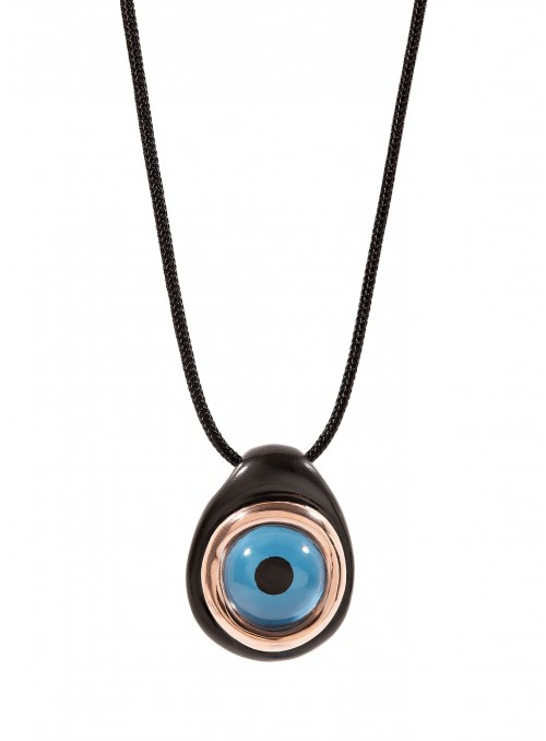 Big blue eye Pendant