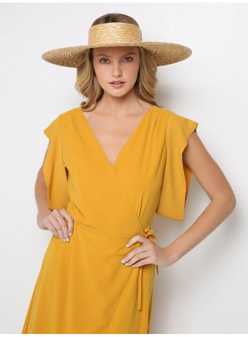 open panama hat natural straw neutral bamboo yiorgos eleftheriades