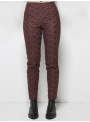 nadia rapti red embroidered pants front 2