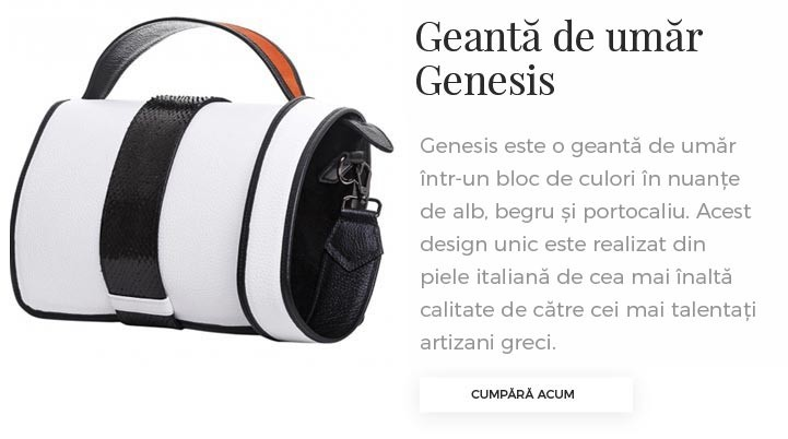 Genesis Shoulder Bag